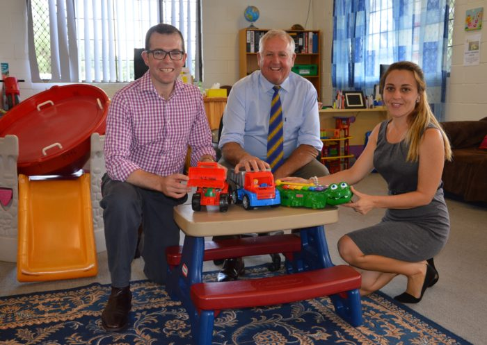 WARIALDA TOY LIBRARY SECURES $17,985 TO AID EXPANSION