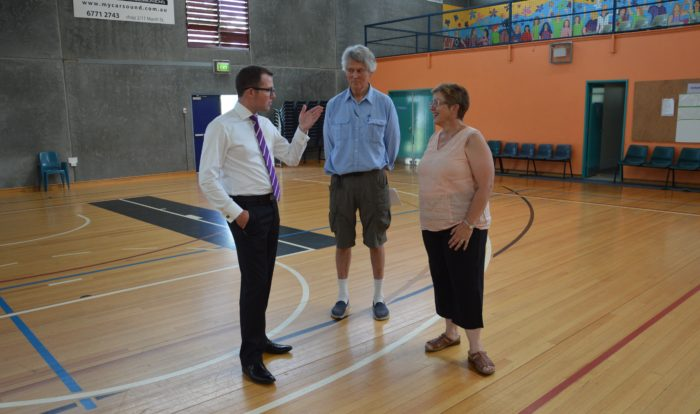 DRIBBLING PROBLEM TO BE NO MORE FOR ARMIDALE BASKETBALL'S DEN