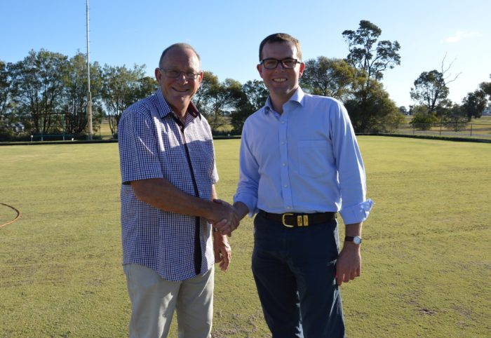 KITCHEN UPGRADE ON THE WAY FOR CROPPA CREEK BOWLING CLUB