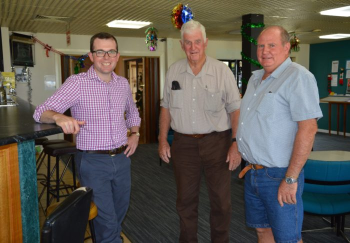 FUNDS SECURED FOR DELUNGRA BOWLING CLUB'S KITCHEN REFURB