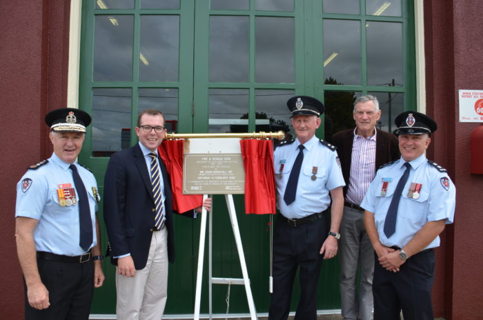 GLEN INNES FIRE STATION CELEBRATES 100 YEARS SERVING THE COMMUNITY