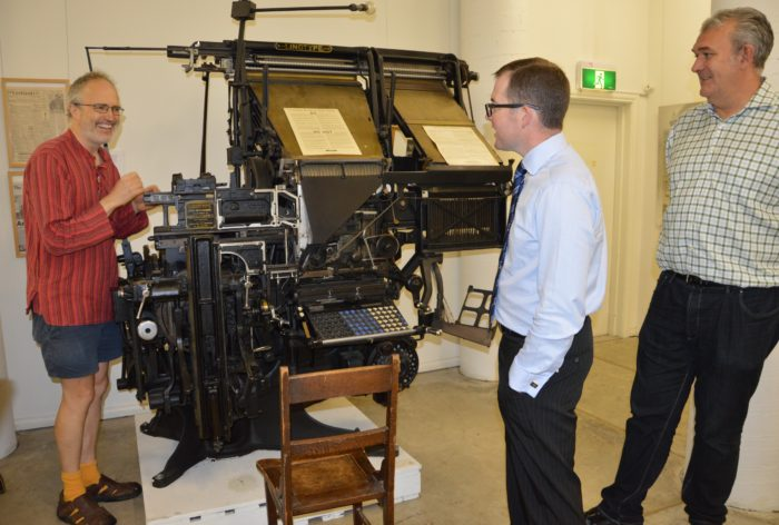 PRINTING WORKSHOPS TO PRESS AHEAD AT NEW ENGLAND ART MUSEUM