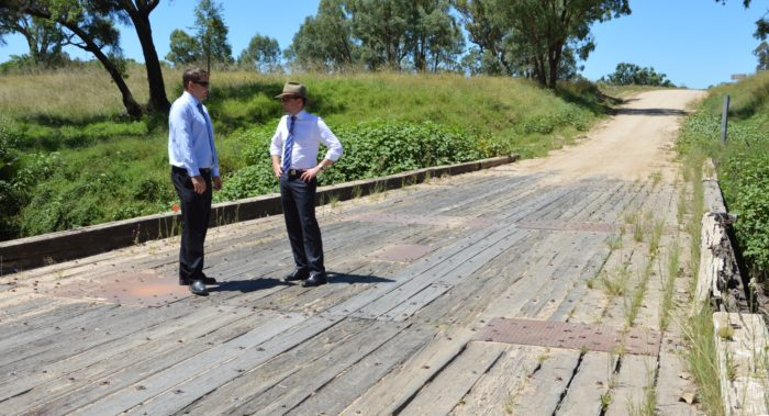 EXTRA $500,000 TO REPLACE INVERELL SHIRE'S LAST TIMBER BRIDGE