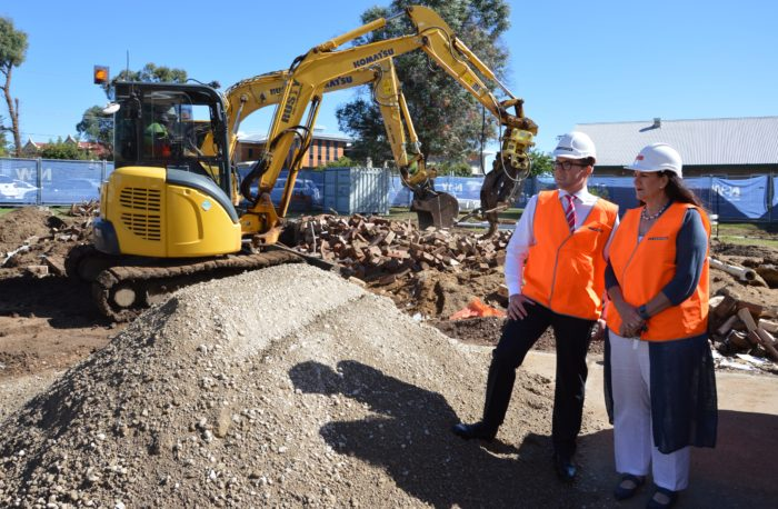 SITEWORK UNDERWAY ON $60 MILLION ARMIDALE HOSPITAL REDEVELOPMENT