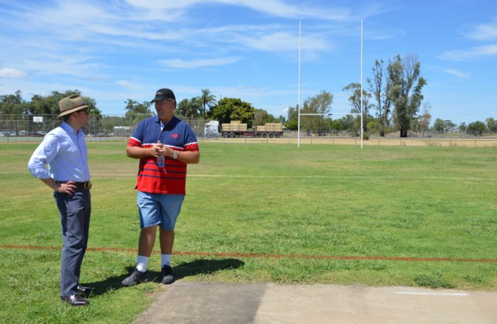 $5,500 KICK-START FOR BOGGABILLA RUGBY LEAGUE CLUB REBIRTH