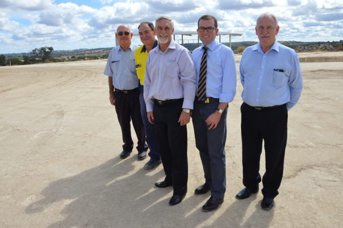 $549,780 FOR INVERELL SHIRE COUNCIL WASTE LANDFILL PROJECTS