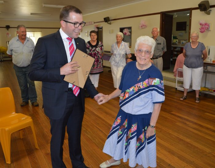 JAN SHARMAN NAMED NORTHERN TABLELANDS WOMAN OF THE YEAR