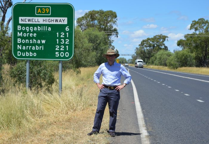 EARLY WORK ON $4M UPGRADE OF THE NEWELL SOUTH OF BOGGABILLA