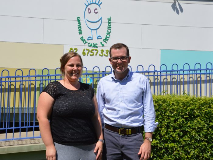 SCHOLARSHIP AWARDED TO MOREE EARLY CHILDHOOD TEACHER