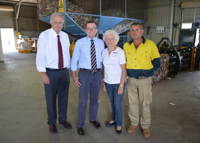 $83,200 TO HELP UPGRADE URALLA SHIRE COUNCIL'S WASTE LANDFILL