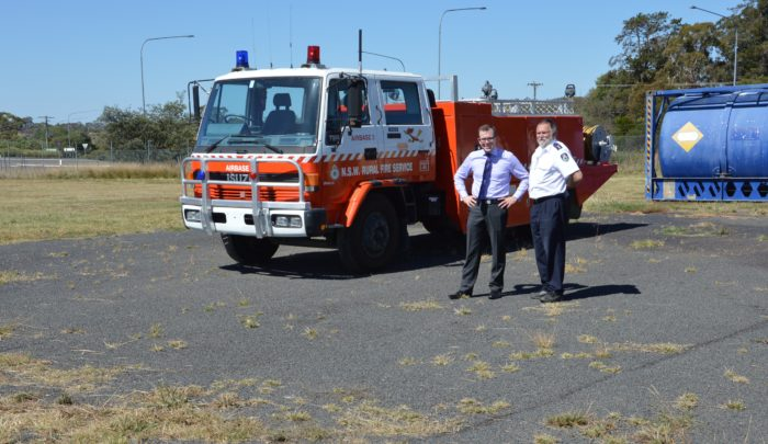 $160,000 TO HELP COMBAT BUSHFIRE RISK IN NORTHERN TABLELANDS