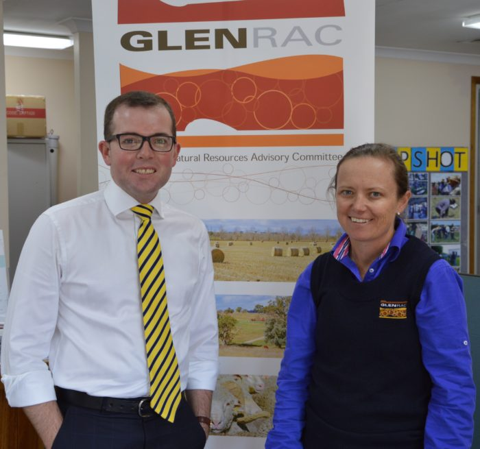 LANDCARE CO-ORDINATOR APPOINTED FOR GLEN INNES