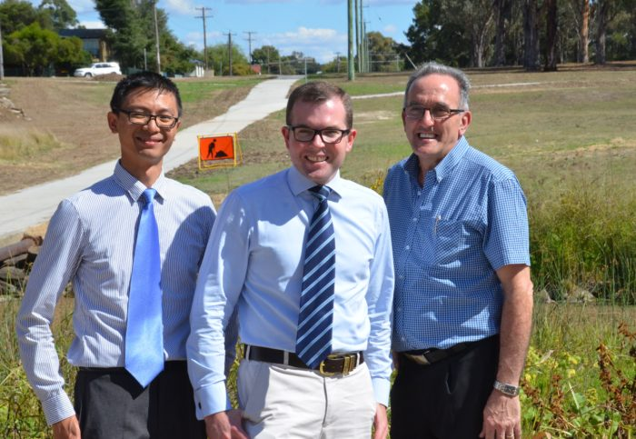 $43,910 TO EXTEND INVERELL'S CYCLEWAY AND FOOTPATH NETWORK