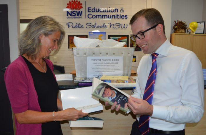UNE PROFESSOR TREKKING TO HELP HALVE AUSTRALIAN SUICIDE RATES