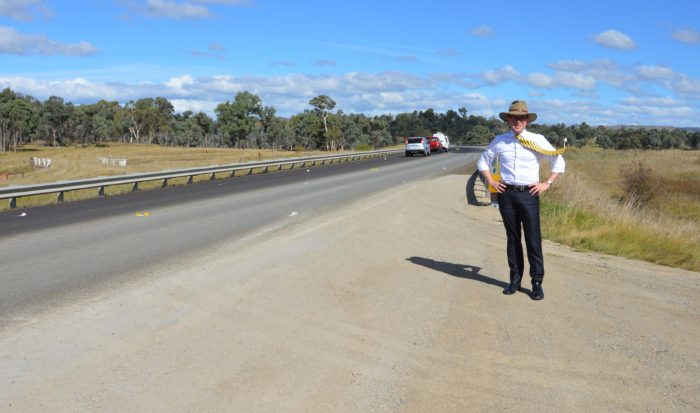 MILLIONS INVESTED IN TABLELANDS' HIGHWAY IMPROVEMENTS