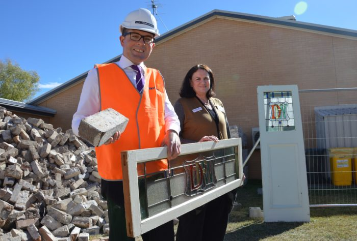 ARMIDALE HOSPITAL REDEVELOPMENT: RECYCLING THE OLD TO BUILD THE NEW