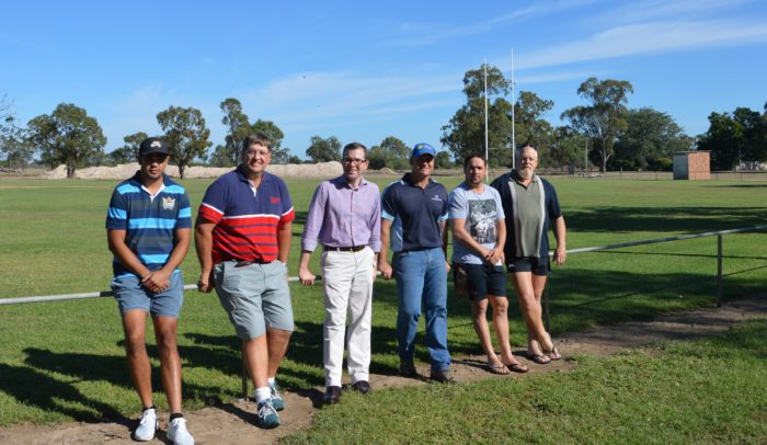 $25,000 FOR BOGGABILLA-TOOMELAH LEAGUE HOME GROUND UPGRADE