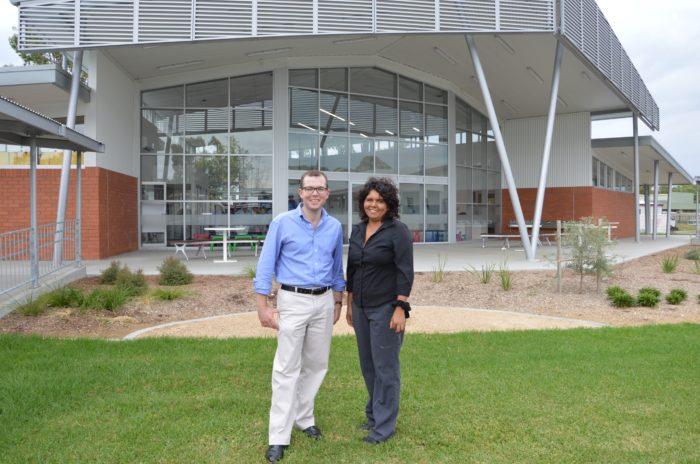 $15 MILLION REBUILD OF MOREE EAST PUBLIC SCHOOL IN FULL SWING