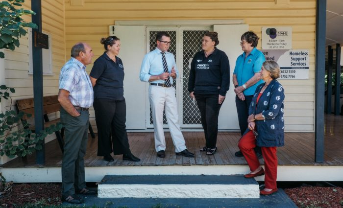 MOREE DOMESTIC VIOLENCE NETWORK RECEIVES $320,000 BOOST