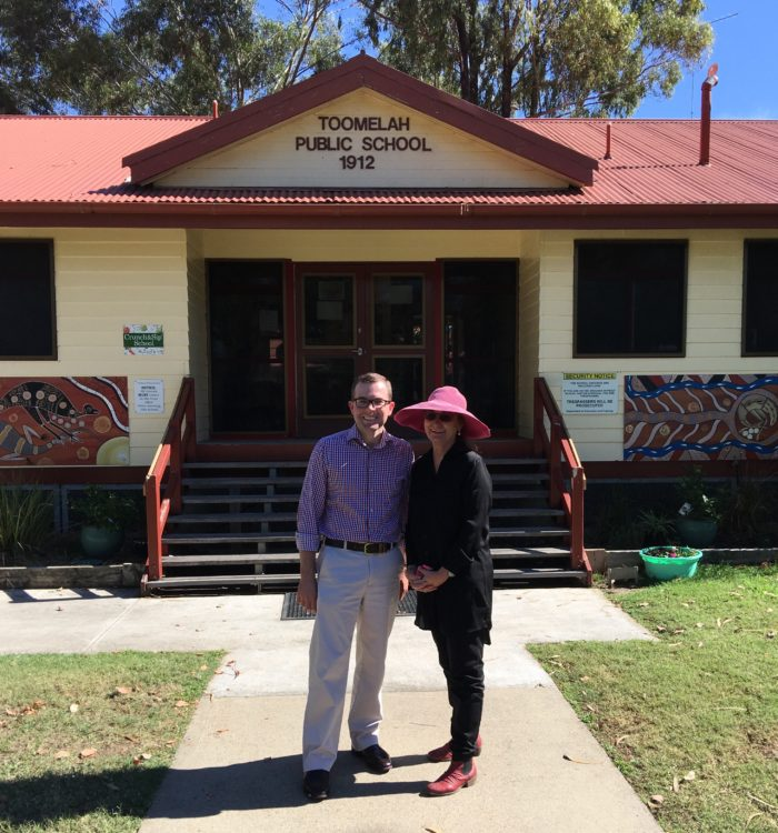 WORK TO BEGIN ON $270,000 UPGRADE TO TOOMELAH PUBLIC SCHOOL