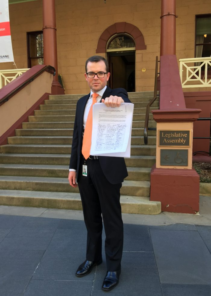 URALLA PETITION OPPOSING ARMIDALE MERGER PROPOSAL TABLED