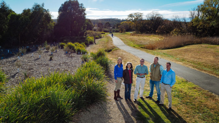 SOUTHERN NEW ENGLAND LANDCARE LANDS $183,700 FOR LOCAL PROJECTS