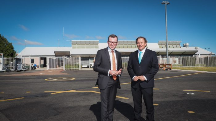 ARMIDALE AIRPORT LANDS $6.3M TO TRANSITION TO TRANSPORT HUB