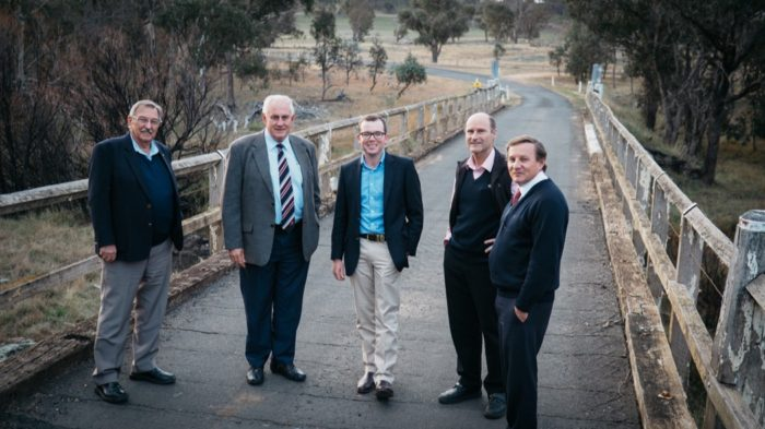 ANOTHER $1.27 MILLION TOWARDS MODERNISING LOCAL ROAD NETWORK