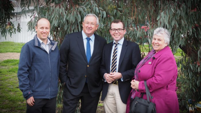 MOREE'S COOEE PARK FACELIFT WORTH SHOUTING ABOUT