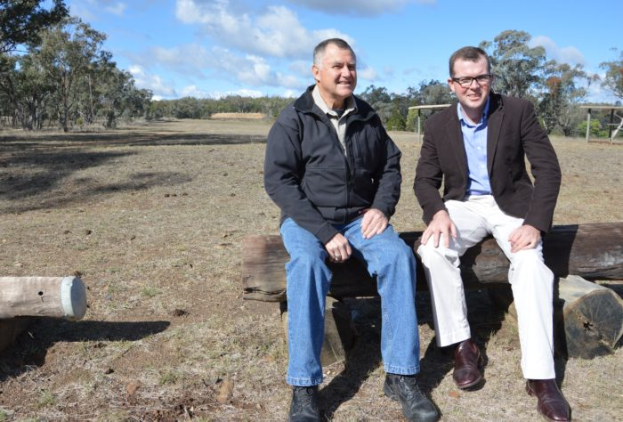 INVERELL RSM CIVILIAN RIFLE CLUBS SCORES A SAFER SHOOTING GRANT