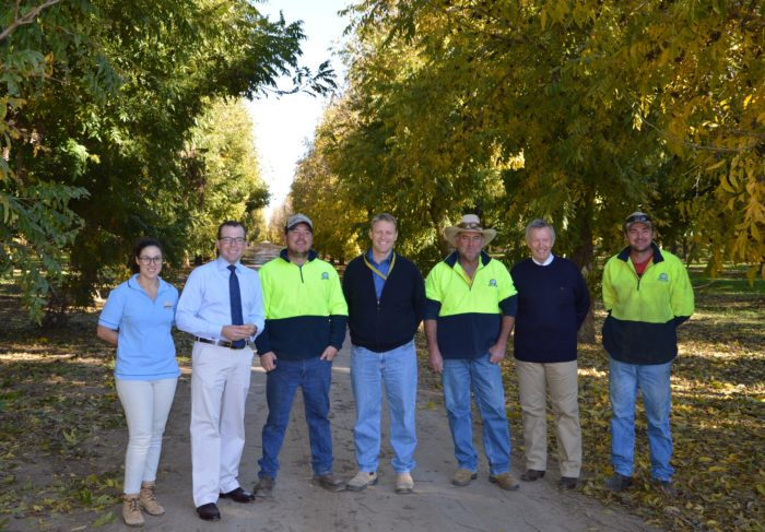$201,000 SUPPORT FOR HIGH-VALUE IRRIGATION IN MOREE DISTRICT