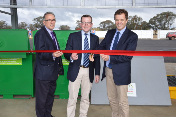 NEW INVERELL RECYCLING CENTRE TO KEEP CONTAMINANTS OUT OF LANDFILL