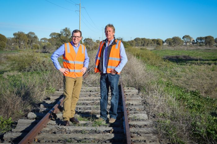 $2 MILLION RAIL FIX FOR MOREE AGRICULTURE & FREIGHT EFFICIENCY