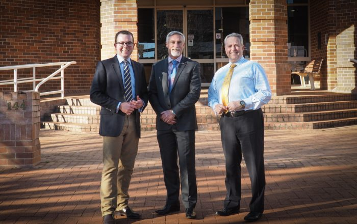 INVERELL SHIRE COUNCIL'S FITNESS ENDORSED WITH $2 MILLION LOAN