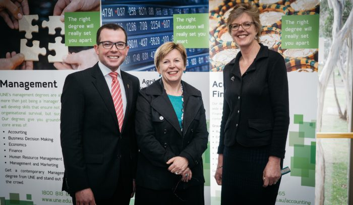 NEW $1 MILLION PLATFORM FOR UNE REGIONAL INNOVATION