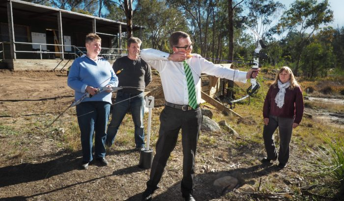 FUNDING BOOST FOR URALLA'S BOWMEN