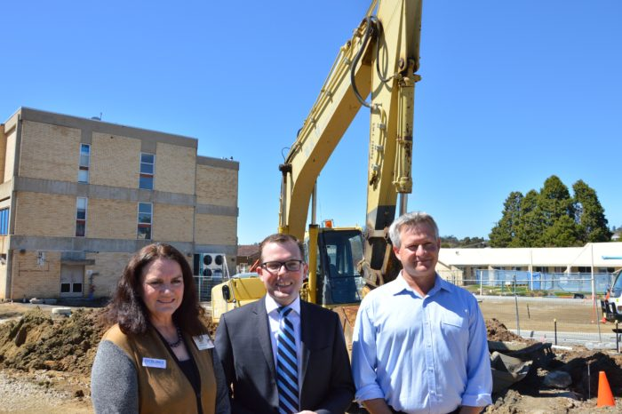 ARMIDALE HOSPITAL REDEVELOPMENT MAIN WORKS CONTRACT AWARDED
