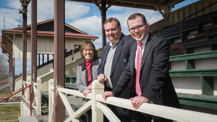 CALLING PEOPLE TO STEP FORWARD TO MANAGE ARMIDALE SHOWGROUND