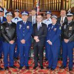 National Police Remembrance Day Ceremony 2016