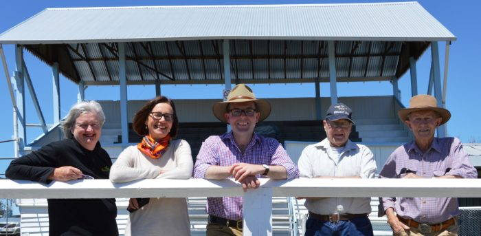 DEEPWATER JOCKEY CLUB GRANT A KICKALONG TO RECORD ITS HISTORY