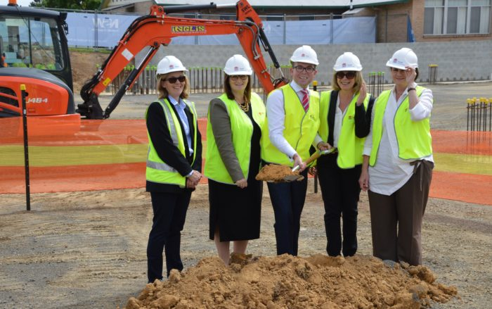 SOD IT! HISTORIC MILESTONE FOR $60M ARMIDALE HOSPITAL REDEVELOPMENT