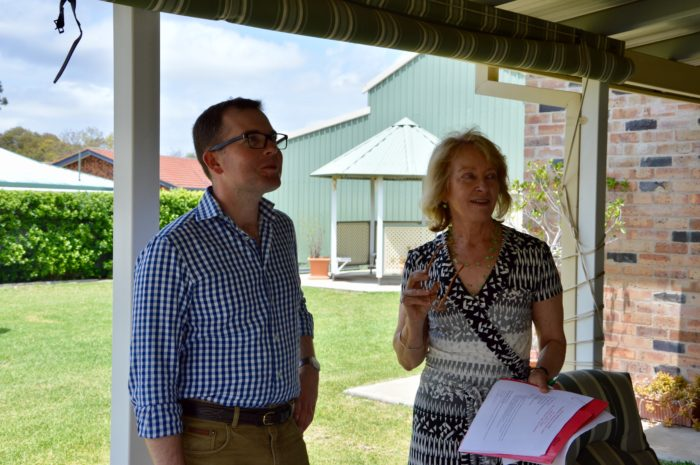 HIGH HOPES FOR MOREE RESPITE ROOM FUNDING FOR LOCAL GROUP