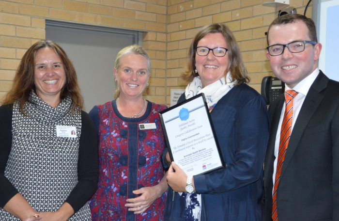 ARMIDALE EXCELLENCE RECOGNISED AT REGION'S HEALTH AWARDS