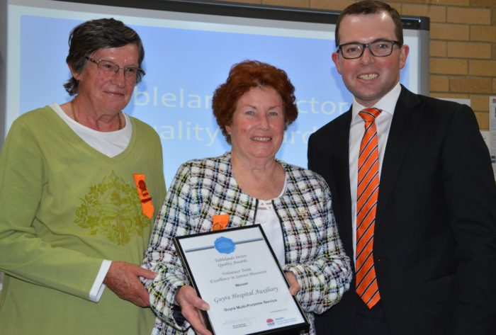 GUYRA EXCELLENCE RECOGNISED AT REGION'S HEALTH AWARDS