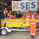 Armidale SES Unit flood boat 2