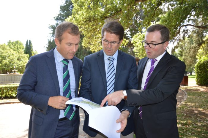 ARMIDALE NAMED REGIONAL CITY IN STATE'S 2036 VISION