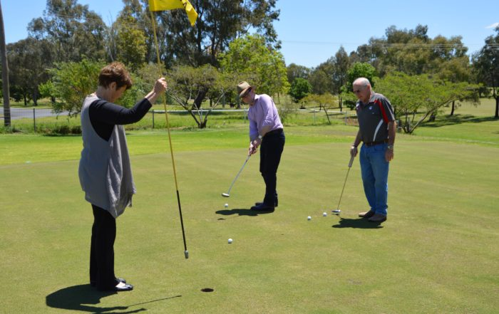 BINGARA'S GOLF COURSE NOW A CUT ABOVE THE REST WITH GRANT SUPPORT