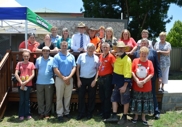 GLEN INNES COMMUNITY GARDEN RECEIVES $17,700 FUNDING INJECTION