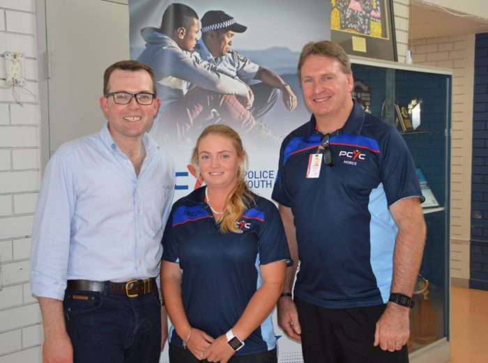 MOREE PCYC FLUSHED WITH SUCCESS OVER FUNDING SPLASH