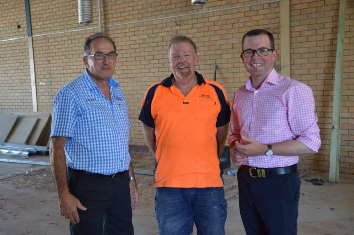 INVERELL SERVICE NSW CENTRE ON TRACK FOR MAY OPENING
